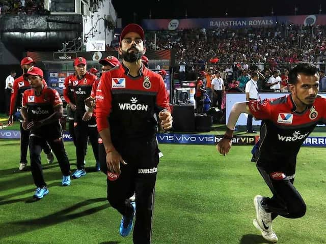 IPL 2019: Royal Challengers Bangalore Are Yet To Win An IPL Title
