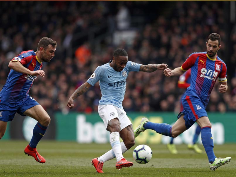 Premier League: Raheem Sterling Double Takes Manchester City Top Once More