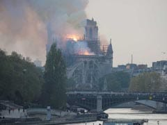 Fire At Notre-Dame Cathedral Extinguished, Says Paris Fire Service: Highlights
