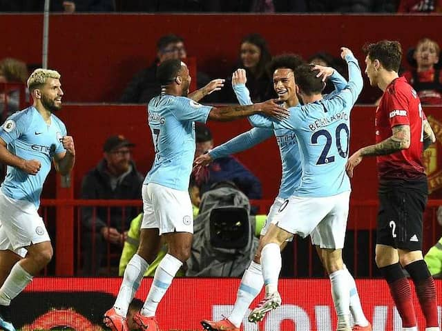 Pep Guardiolas Manchester City Raise The Bar As United Suffer More Misery