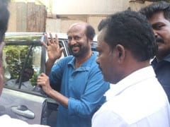 Pics: Rajinikanth On The Sets Of <i>Darbar</i>, Nayanthara To Join Today