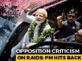 "Video : ""Raid Modi's Home Too If He Does Wrong,"" Says PM On Opposition Criticism"