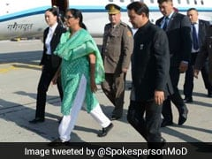 Nirmala Sitharaman Reaches Kyrgyzstan For Defence Ministers' Meet