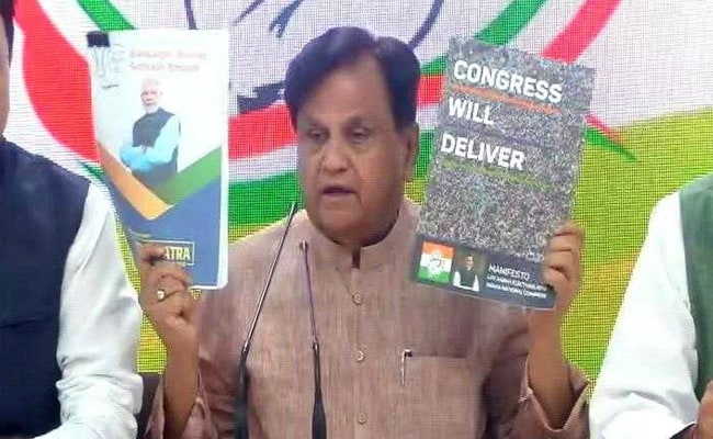 Opposition Shreds BJP Manifesto, Calls It 'Copy Pasted' From 2014