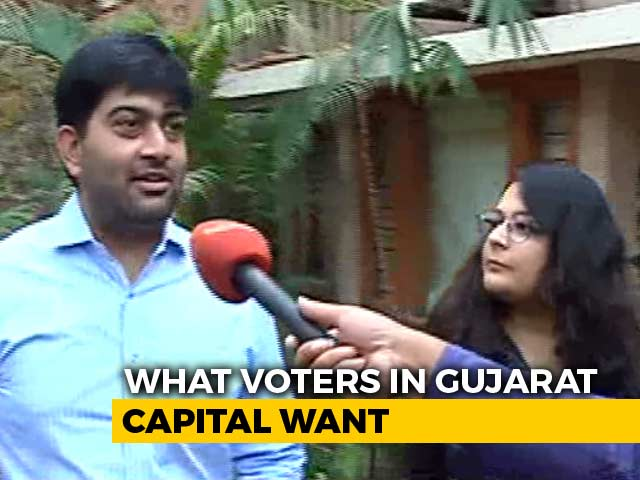 Video : NDTV Talks To Voters In BJP's Bastion Gujarat