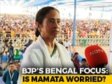 "Video: ""PM Has Become Worse Than Fascist"": Mamata Banerjee To Prannoy Roy"
