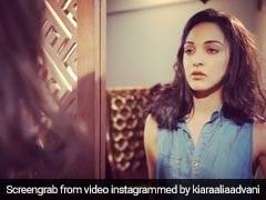 Kiara Advani Cuts Her Hair Short In Viral Video. Internet Goes Nuts