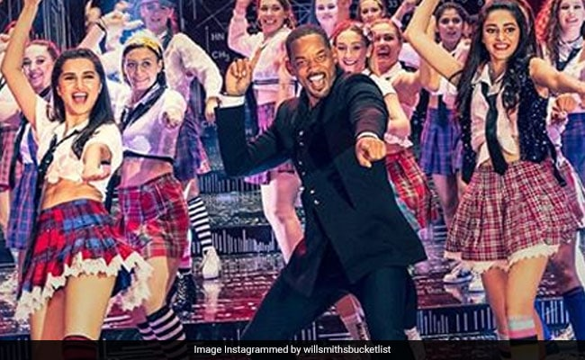 Will Smith Came, Saw And Danced To Radha For Student Of The Year 2. Enjoy