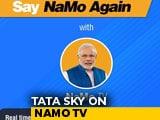 "Video : ""NaMo TV Not A News Service,"" Tata Sky CEO Clarifies Amid Controversy"