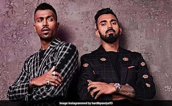 Hardik Panyda, KL Rahul Fined Rs 20 Lakh Each For TV Chat Show Comments