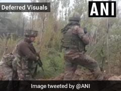 2 Terrorists Killed In Encounter In Jammu And Kashmir's Shopian