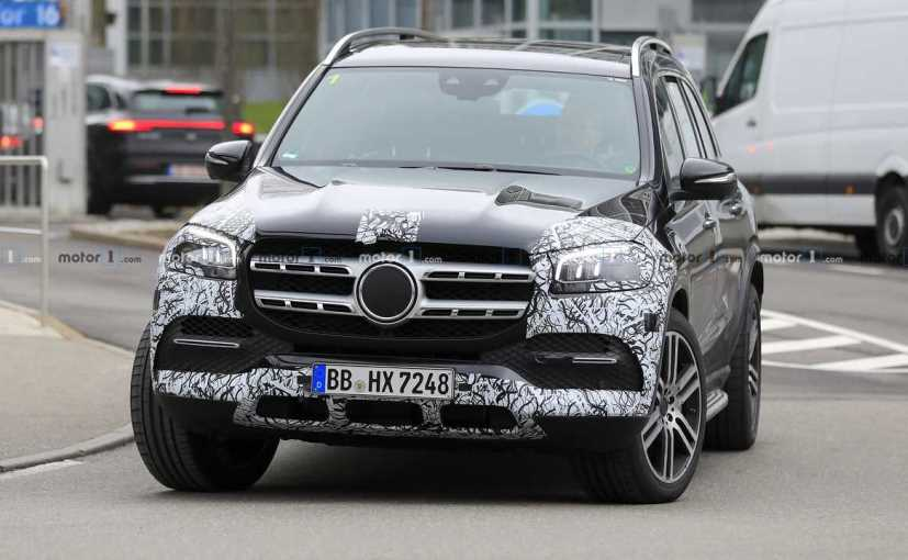 The upcoming 2019 Mercedes-Benz GLS will take on the likes of the new BMW X7 and Audi Q7