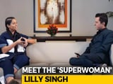 Video: Fame Comes With A Lot Of Responsibility: Lilly Singh
