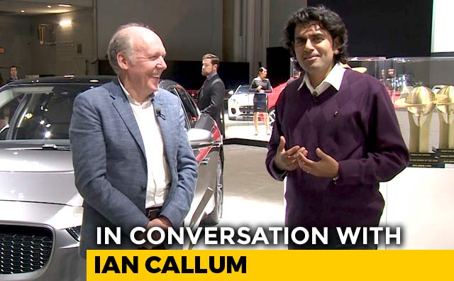 Video : Ian Callum, Director Of Design, Jaguar