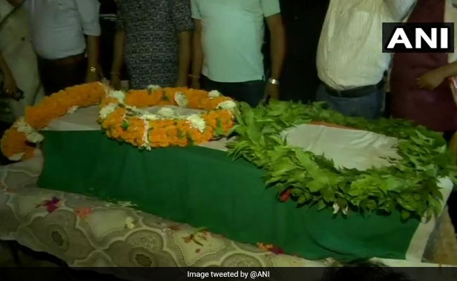 He Was Waiting For Board Result: Son Of Soldier Killed In Chhattisgarh