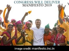 Congress To Release Manifesto At 22 Places Across Country On Thursday