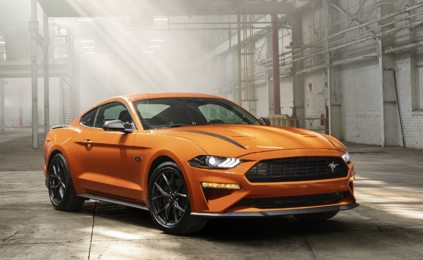 The Ford Mustang 2.3-litre High Performance Package will not be coming to India