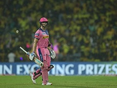 Watch: Steve Smith Finds Cure For Rajasthan Royals Troubles