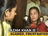 "Video: ""Azam Khan Shouldn't Be Allowed To Contest Election"": Jaya Prada"
