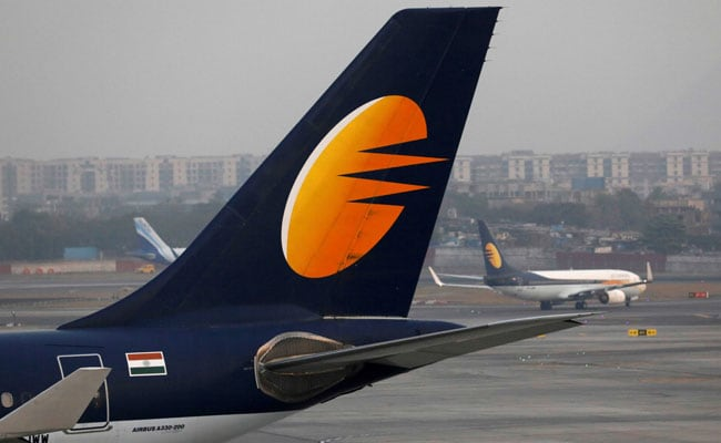 Jet Airways, no money to fly