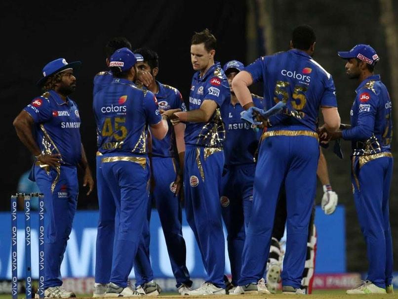 IPL Live Score, MI vs RCB IPL Score: Jason Behrendorff, Hardik Pandya Strike Early To Get Royal Challengers Bangalore Openers