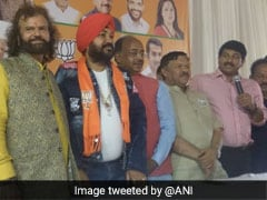 Elections 2019: Daler Mehndi Joins BJP, Days After Actor Sunny Deol