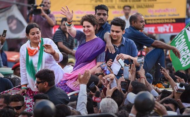 BJP Leaders Selectively Respecting Martyrs, Not Patriots: Priyanka Gandhi