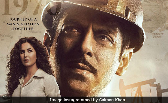 Bharat Poster: Meet Salman Khan And 'Madam Sir' Katrina Kaif