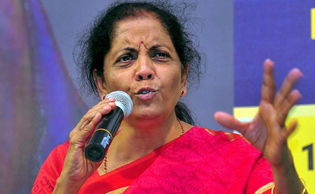 Talking About Political Will, Not Politicising Army: Nirmala Sitharaman