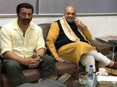 Sunny Deol BJP Candidate From Amritsar? Amit Shah Meets Action Hero