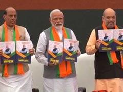 """""""Freudian Slip"""": AAP, Congress Mock BJP Manifesto Error On Women"""