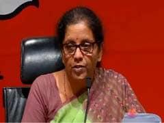 AFSPA पर कांग्रेस VS बीजेपी: निर्मला सीतारमण बोलीं- उनका घोषणापत्र खतरनाक, यह सुरक्षा बलों के मनोबल को तोड़ेगा