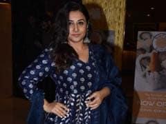 Vidya Balan Says, 'Trying To Do A Web Series On Indira Gandhi'