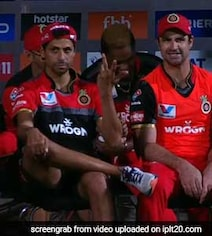 Watch: Nehra's Reaction To Steyn's Ferocious Yorker Is Not To Be Missed