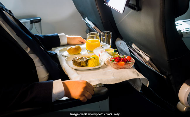 The Truth About Airplane Food