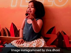 "Watch: Ziva Dhoni, CSK Star Kids On ""Egg-Hunting Adventure"""