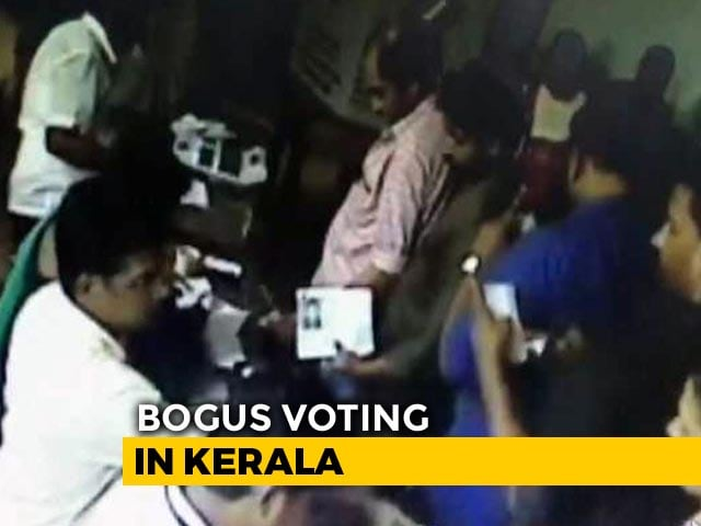 Video : 3 Women Cast Bogus Votes In Kannur, Confirms Kerala Poll Officer