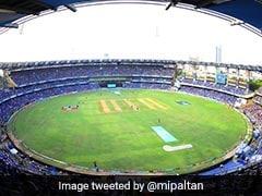 """Fake News"": Mumbai Police Junks Reports Of Threats Wankhede Stadium"