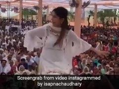 Sapna Choudhary ने हरियाणवी सॉन्ग पर फिर किया धमाकेदार डांस,  Video ने उड़ाया गरदा