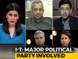 Video: Now, I-T Raids Against Congress: Impartial Or Intimidating Opposition?