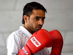 Uzbek Rival Was Scared During Asian Boxing Championship Clash, Feels Amit Panghal