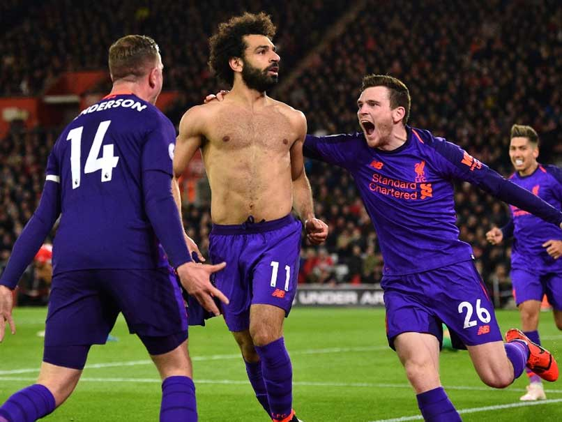 Premier League: Liverpool Leave It Late Again To Beat Southampton