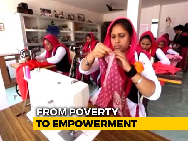 Video : USHA Silai School Reaches Magical Islands Of India To Empower Women