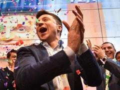 Ukraine Comedian Volodymyr Zelensky Wins Presidency In Landslide