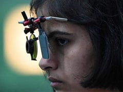 Manu Bhaker, Saurabh Chaudhary Win Gold At ISSF World Cup 2019