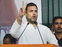 Bengal Denies Permission For Rahul Gandhi Chopper To Land, Meet Cancelled