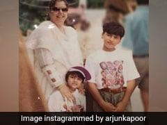 Siblings Day: Arjun Kapoor Gives Sister Anshula The Biggest Shout-Out