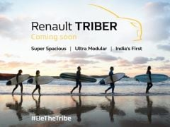All-New Renault Triber To Be Launched In The Second Half Of 2019