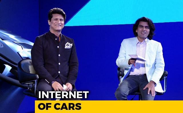 Video : Sponsored - Internet Of Cars