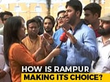 Video : Azam Khan vs Jaya Prada: How Rampur Is Deciding Upon Its Representative